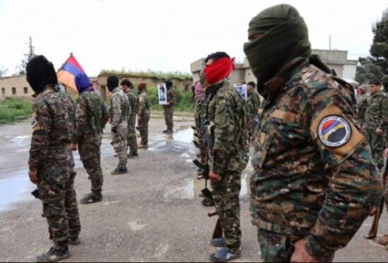 Türkiyədə Qarabağın azad olunmasına qarşı çıxan PKK-çılar saxlanıldı