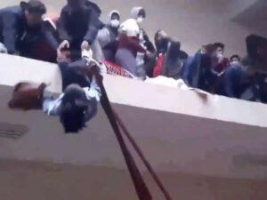 Universitetdə dəhşətli hadisə: 7 tələbə öldü yaralılar var – VİDEO