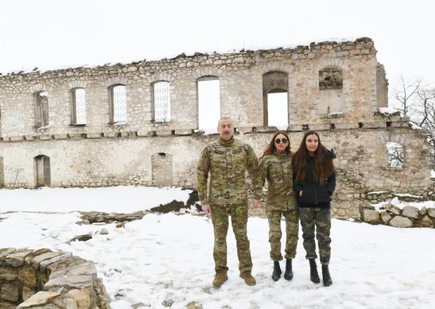 """""""Tuğ həmişə Azərbaycan kəndi olub, bundan sonra da olacaq"""" – Prezident"""