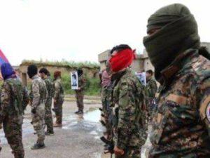 Ermənilər yeni terror təşkilatı yaratdı: Təlim keçirlər – Video