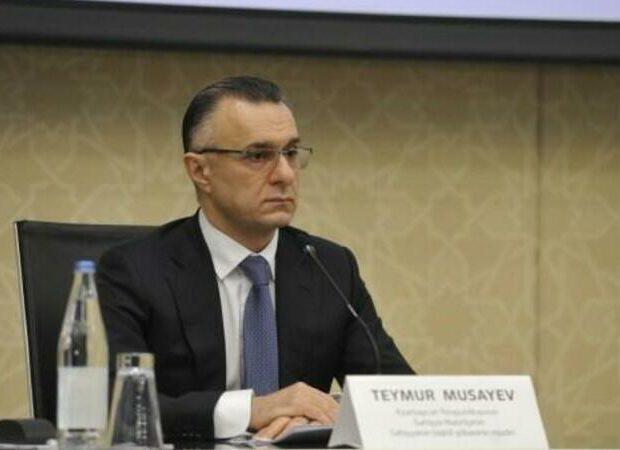 Prezident Şirəliyevin vəzifəsini ona tapşırdı
