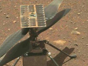 Sabah ilk dəfə Mars üzərinə dron endiriləcək