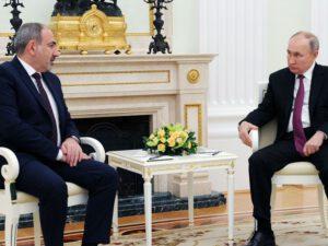 """Putin: """"Qarabağda vəziyyətin normallaşdırılması ən aktual və təcili problemdir"""""""