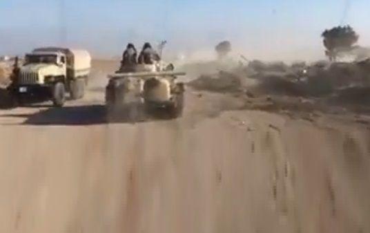 Ordumuz irəliləyir: Düşmən tankları vurulur, əsgərləri öldürülür… – YENİ VİDEO