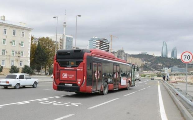 Bakıda daha üç küçədə avtobus zolağı salınır – BNA-dan AÇIQLAMA