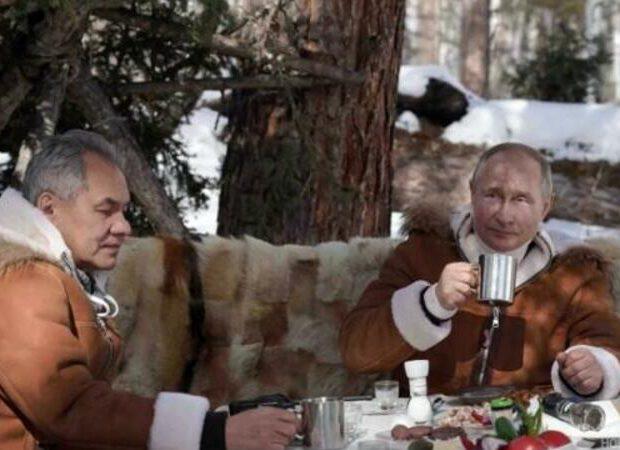 Putinin ən çox sevdiyi yerin adı açıqlandı – Yenə Şoyqu ilə gedib
