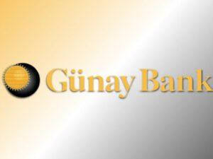 """""""Günay Bank"""" bu ilin I rübünü uğurla başa vurub"""