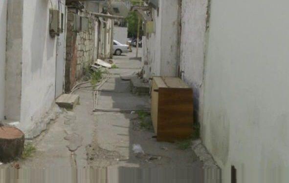 Bakıda daha bir ərazidə evlər plana düşdü – SÖKÜNTÜ BAŞLAYIR / VİDEO