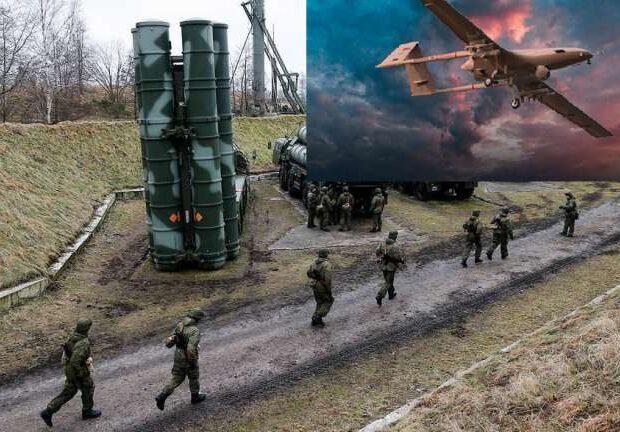 Türk PUA-sı Krımda ruslara dəhşət yaşatdı – Bütün sistemləri çökdü