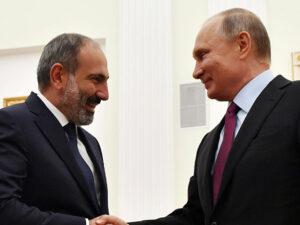 """Üç saatlıq qapalı görüşün detalları – """"Putin Paşinyanı bütün güzəştlərə razı saldı"""""""