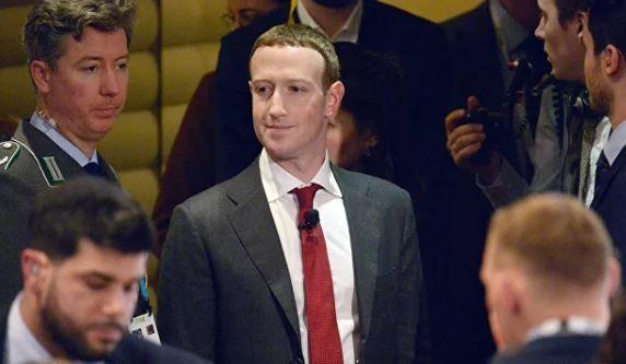 Mark Zuckerberg son saatlarda 6,6 milyard dollar İTİRDİ
