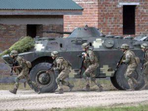 Donbasda toqquşmalar gedir – Ukrayna ordusu itki verdi