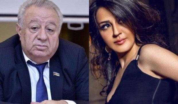 """""""Onun vicdanı yatıb"""" – Müğənni Hüseynbala Mirələmovu müdafiə etdi – FOTO"""