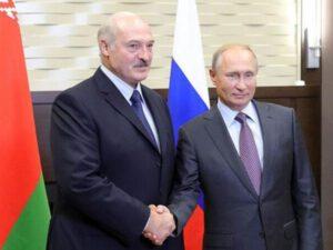 Putin və Lukaşenko Qarabağı müzakirə etdi