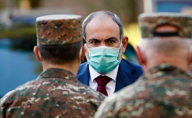 "Paşinyandan açıq etiraf: ""Ermənistan ordusu ayrıca struktur kimi mövcudluğunu dayandıracaq"""