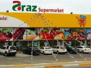 """""""Araz Supermarket"""" cərimələndi"""