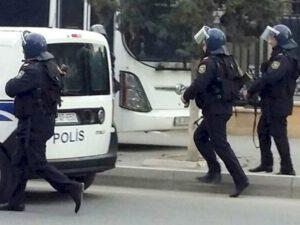Polis əməliyyat keçirdi – Həbs edilənlər var (VİDEO)
