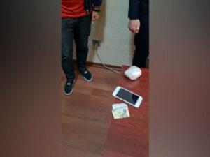 Bakıda yarım kiloqram narkotiki satmaq istəyən ələ keçdi – FOTO/VİDEO