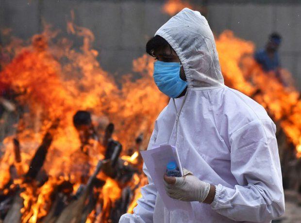 Hindistan koronavirus anti-rekordunu yenilədi