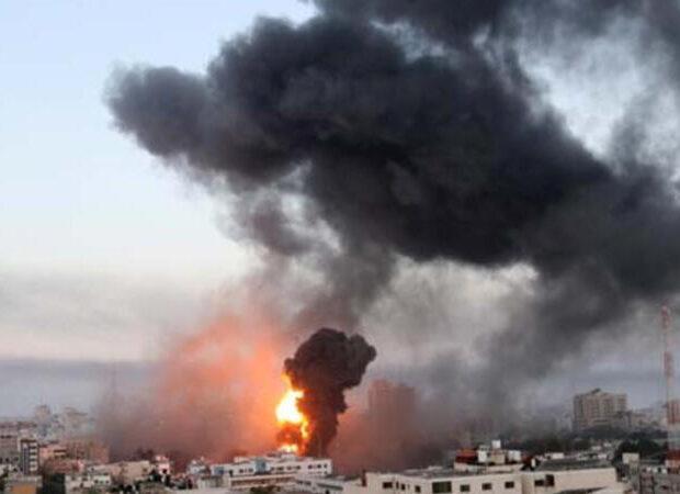 SON DƏQİQƏ: İran raketləri İsrailə qarşı işə salındı – FOTO
