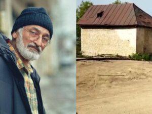 Xalq artisti 29 il sonra Şuşadakı evində – Video