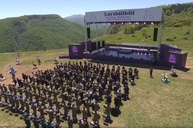 """""""Xarı bülbül"""" musiqi festivalı keçirilir – CANLI YAYIM"""