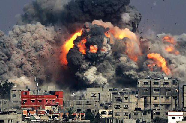 İsrail şəhərlərinə ŞİDDƏTLİ HÜCUM başladı – Onlarla ölü və yaralı var