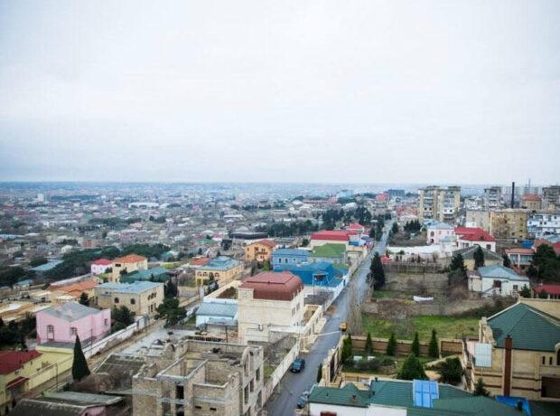 Buzovna qəsəbəsi yenidən qurulacaq