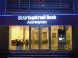 """""""Yapı Kredi Bank Azərbaycan"""" zərərlə işləyir – Bağlana bilərmi?"""