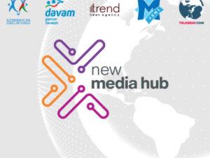 """""""New Media Hub"""" platforması yaradılır"""
