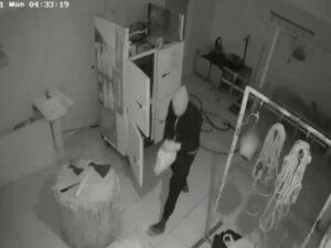 Mingəçevirdə 13 min manatlıq cinayətin üstü belə açıldı – FOTO