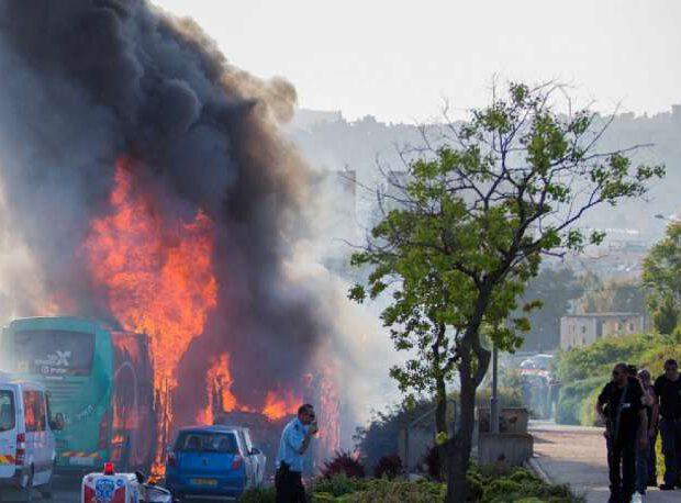 DƏHŞƏTLİ HÜCUM: Həkimlərin olduğu avtobusu partlatdılar