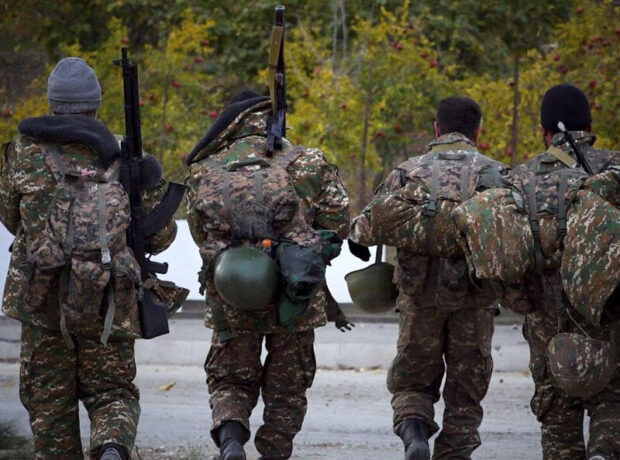 Qrupların biri 9, digəri isə 15 diversantdan ibarət olub - Bugünkü erməni  təxribatının TƏFƏRRÜATI | Hokm.Az