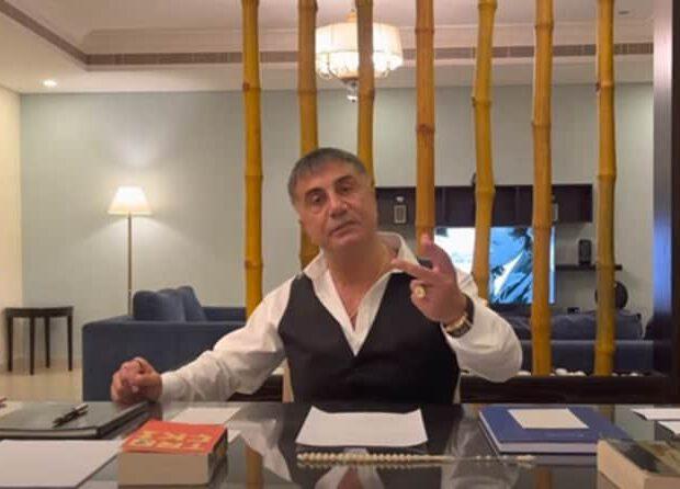 """Sedat Peker daha bir qalmaqallı açıqlama yaydı – """"O şəxs """"dərin dövlət""""in başçısıdır"""""""