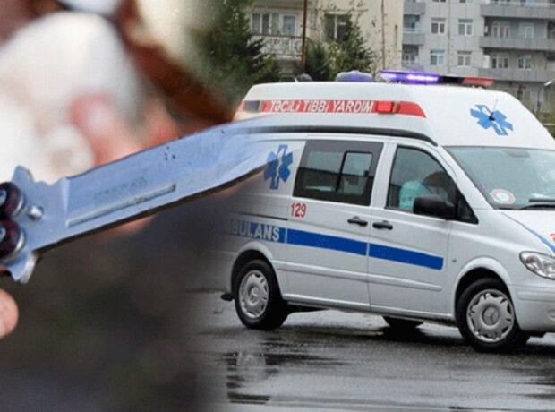 Bakıda 16, 17 və 18 yaşlı oğlanlar bıçaqlandı