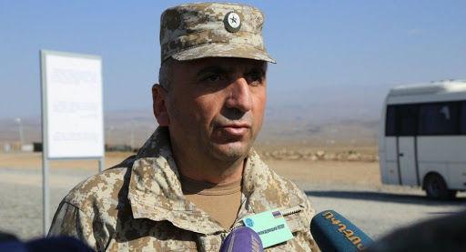 Paşinyan general-leytenantı vəzifədən kənarlaşdırdı