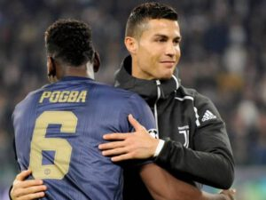 Poqba Ronaldonun hərəkətini təkrarladı – FOTO+VİDEO