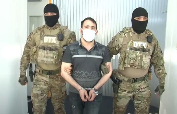 DTX Ukraynada əməliyyat keçirdi – Video