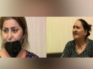 Sumqayıtda şok olay – Ana və qızı həbs edildi