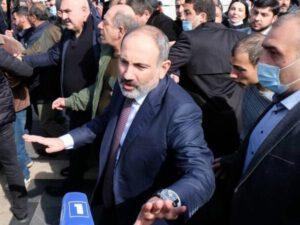 Paşinyan polis ordusu ilə Zəngəzura GEDİR