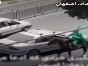 İranda özünü Mehdi elan edən şəxs ortaya çıxdı – VİDEO