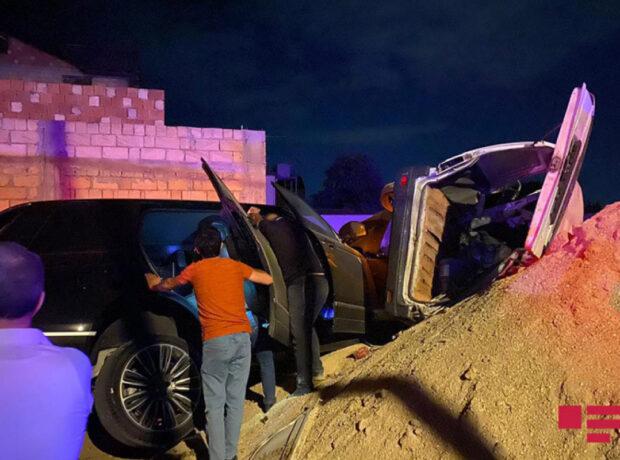 """4 nəfərin öldüyü """"Range Rover"""" qəzası ilə bağlı – RƏSMİ AÇIQLAMA"""