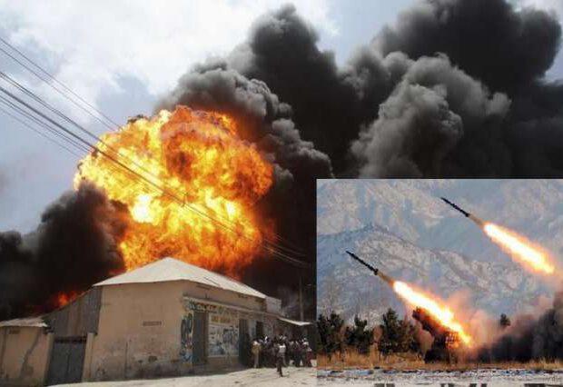 Müsəlman ölkəsində DƏHŞƏTLİ HÜCUM: Məscidi ballistik raketlə vurdular