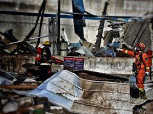 Çində bazarda partlayış: 11 ölü, 144 yaralı