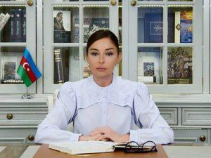 """Mehriban Əliyeva: """"Türkiyə xalqının kədəri bizim kədərimizdir"""""""