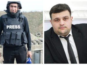 Fransa mətbuatı minaya düşərək həlak olmuş azərbaycanlı jurnalistlərdən yazdı – FOTO