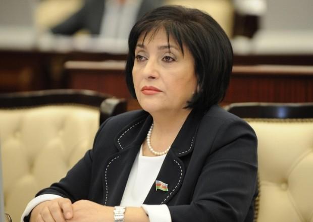 """""""Nazirlər Kabineti nəyisə gizli qəbul etmir"""" – Sahibə Qafarovadan deputata CAVAB"""