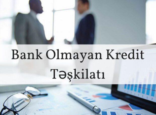 """BOKT-lar bank kreditlərindən """"imtina"""" edir, digər maliyyə mənbələrinə qaçır"""
