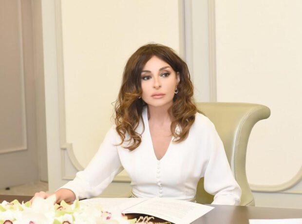 Birinci vitse-prezident Mehriban Əliyeva Qurban bayramı münasibətilə Azərbaycan xalqını təbrik edib – FOTO
