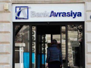 """""""Bank Avrasiya"""" hesabatı: zərər edib, depozitlər geri çəkilib"""